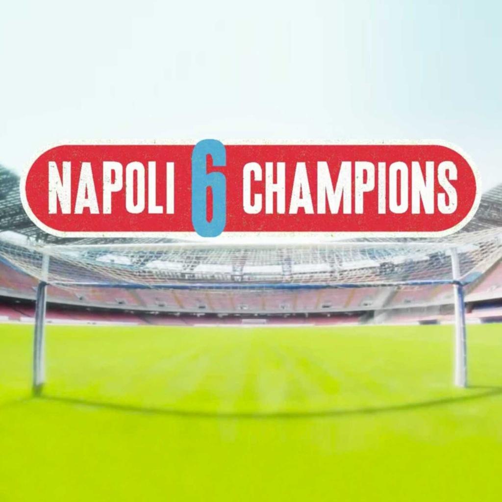 Napoli 6 Champions